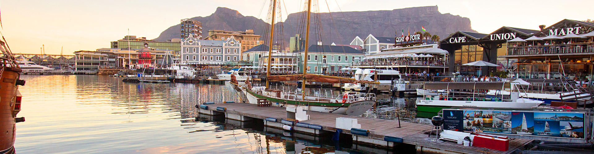 """V&A Waterfront's """"Learn to Sea"""" program supports first cohort."""